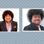 葉加瀬太郎とパパイヤ鈴木が似てるか画像で比較!身長や年齢も比べてみた!