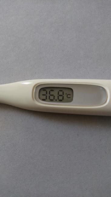微熱 37度 生理