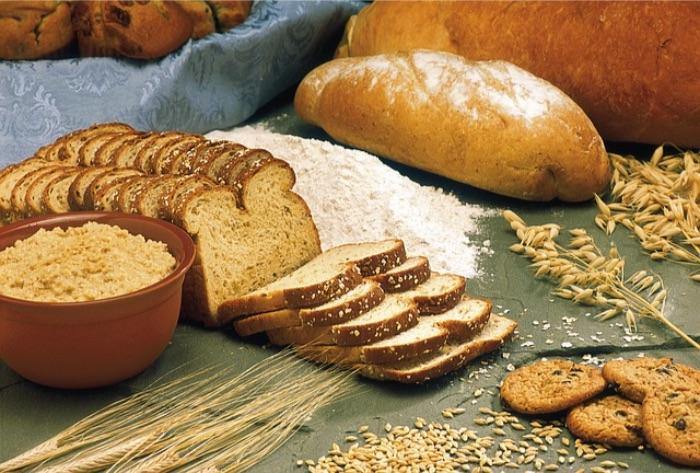 白い食材 小麦粉