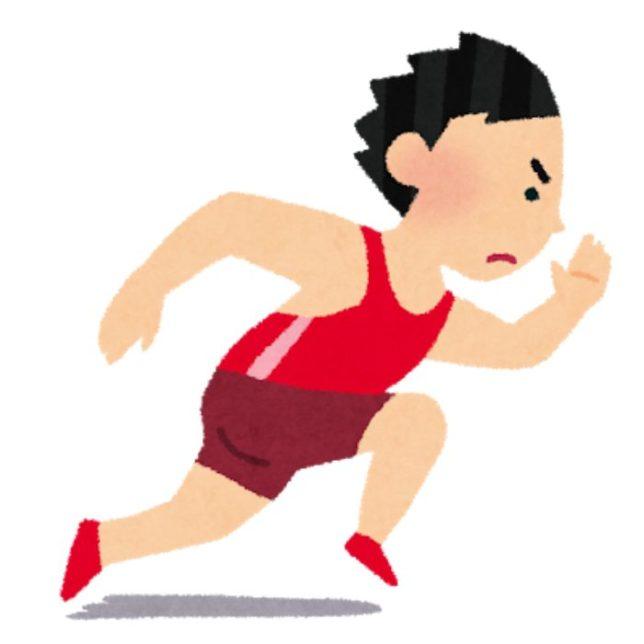 50m走日本記録