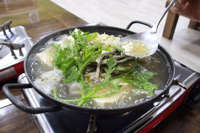 白い食材 豆腐