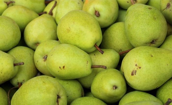 白い食べ物 梨