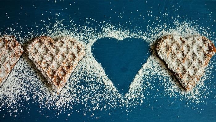 白い食材 砂糖