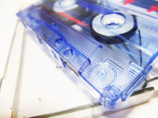 昭和と言えば カセットテープ