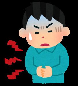 キムチ 腹痛