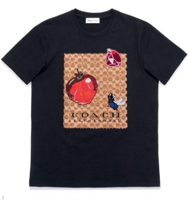 コーチコラボTシャツ