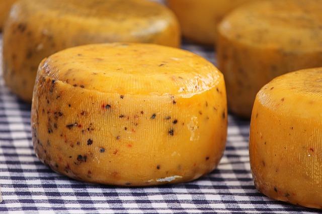 チーズは優良なタンパク質