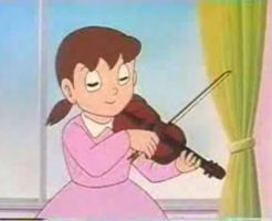 しずかちゃんのバイオリンの威力は?